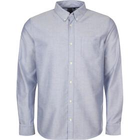 Elkline Cityguide T-shirt Manches longues Homme, bluemelange